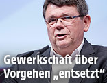 GPA-djp-Vorsitzender Wolfgang Katzian