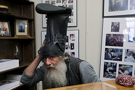 US-Demokrat Vermin Supreme