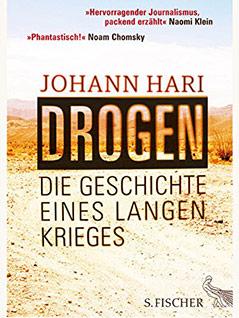 """Buchcover von """"Drogen"""" von Johann Hari"""