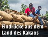 Kakaobauern in der Elfenbeinküste