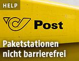 Logo der Post