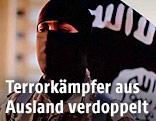 Ausländischer IS-Kämpfer