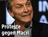 Argentiniens Präsident Macri