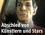 Leonard Nimoy alsl Mr. Spock