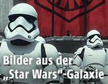 """Filmszene aus """"Star Wars VII"""""""