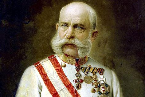 Kaiser Franz Joseph, 1910
