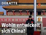 Tiananmenplatz