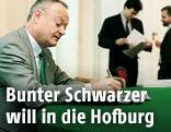 Der damilige ÖVP-Klubobmann Andreas Khol 1995