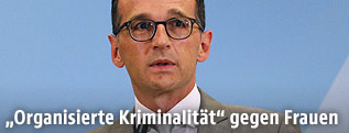 Der deutsche Justziminister Heiko Maas