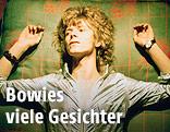 Archivbild von David Bowie aus dem Jahr 1969