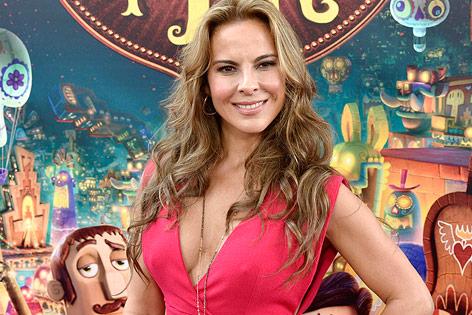 Schauspielerin Kate del Castillo