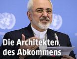 Irans Außenminister Javad Zarif