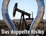 Ölbohrung in Kalifornien