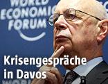 Weltwirtschaftsforumgründer Klaus Schwab