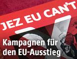 """Informationsbroschüre der """"Labour Leave""""-Kampagne"""