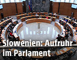 Slowenisches Parlament
