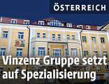 St. Josef-Krankenhaus in Wien-Hietzing