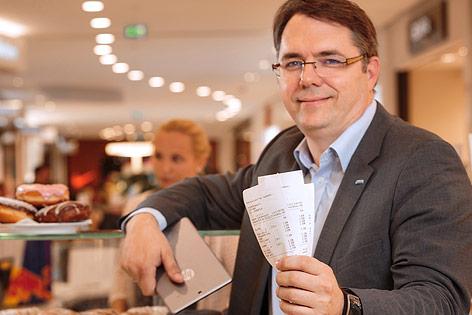Markus Zoglauer (Geschäftsführer ETRON Softwareentwicklungs- und Vertriebs GmbH)