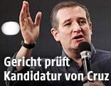 US-Präsidentschaftskandidat Ted Cruz