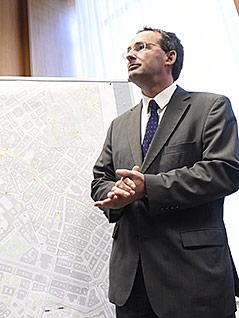Wiens Polizeipräsident Gerhard Pürstl