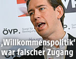 Außenminister Sebastian Kurz (ÖVP)