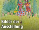 """""""Mädchen im Feld"""" von Nelly Toll, 1943"""