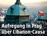 Regierungssitz in Prag