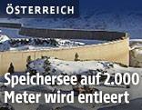 Tauernmoos-Speichersee
