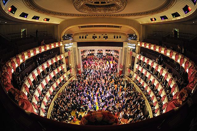 Blick auf den Ballsaal (2012)