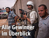 "Szene aus dem Dokumentarfilm ""Jim: The James Foley Story"""