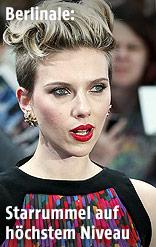 US-Schauspielerin Scarlett Johansson