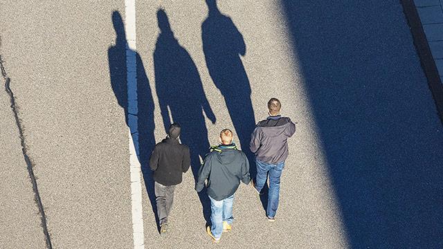 Männer in Sankt Pölten