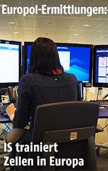 Das Europäisches Polizeiamt in Den Haag