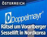 Logo der Firma Doppelmayr