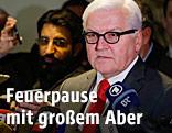 Frank-Walter Steinmeier, deutscher Außenminister