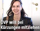 ÖVP-Familienministerin Sophie Karmasin
