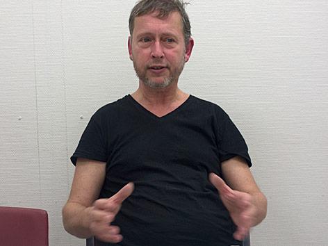 Thomas Wenzel, Experte für transkulturelle Psychiatrie am AKH Wien