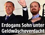 Bilal Erdogan und sein Vater Recep Tayyip Erdogan