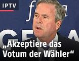 Republikanischer US-Präsidentschaftskandidat Jeb Bush