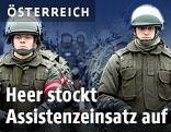 Bundesheer-Soldaten