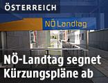 Niederösterreichischer Landtag in St. Pölten