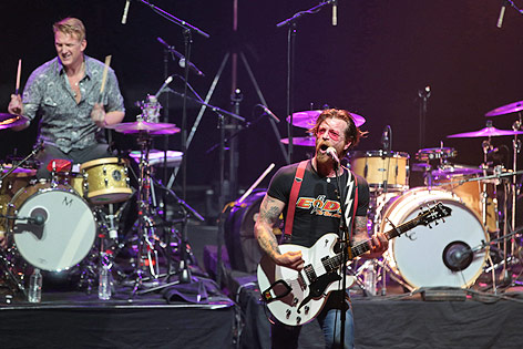 "Konzert der Band ""Eagles of Death Metal"" in Paris"