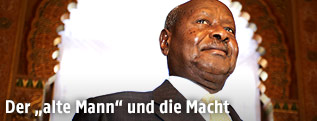 Ugandas Präsident Yoweri Museveni