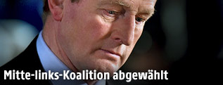 Der irische Ministerpräsident Enda Kenny