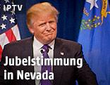 Republikanischer US-Präsidentschaftskandidat Donald Trump