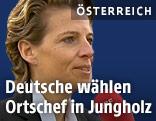 """Karina Konrad, Liste """"Wir Jungholzer mit Zukunft"""""""