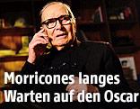 Komponist Ennio Morricone