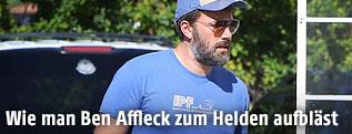 US-Schauspieler Ben Affleck