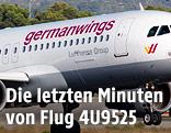 Maschine von Germanwings