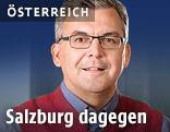 Salzburger Landesrat Josef Schwaiger